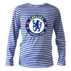Тельняшка с длинным рукавом FC Chelsea - FatLine