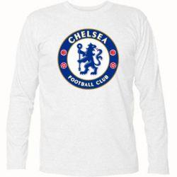 Футболка с длинным рукавом FC Chelsea - FatLine