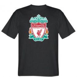 Мужская футболка FC Liverpool - FatLine