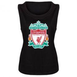 Женская майка FC Liverpool - FatLine