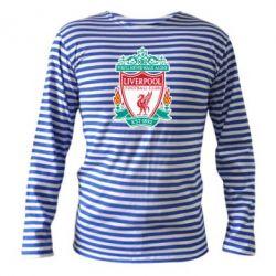 Тельняшка с длинным рукавом FC Liverpool - FatLine