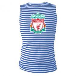 Майка-тельняшка FC Liverpool - FatLine