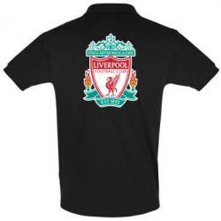 Футболка Поло FC Liverpool - FatLine
