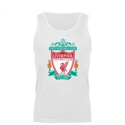 Мужская майка FC Liverpool - FatLine
