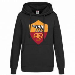 Женская толстовка FC Roma - FatLine