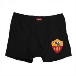 Мужские трусы FC Roma - FatLine