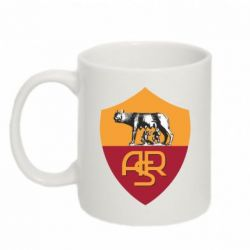 Кружка 320ml FC Roma - FatLine