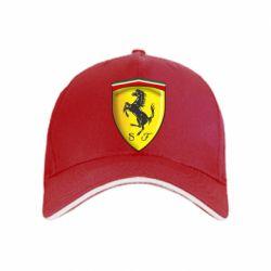 ����� Ferrari 3D Logo - FatLine