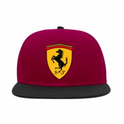 Снепбек Ferrari