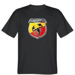 Мужская футболка FIAT Abarth - FatLine