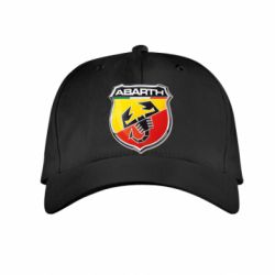 Детская кепка FIAT Abarth - FatLine