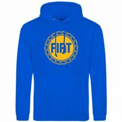 Толстовка Fiat logo - FatLine