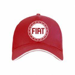 кепка Fiat logo - FatLine