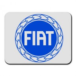 Коврик для мыши Fiat logo