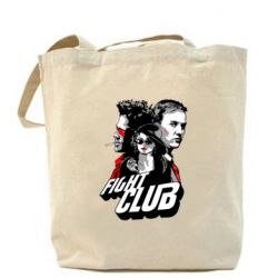 ����� Fight Club Fan Art - FatLine