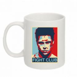 Кружка 320ml Fight Club Tyler Durden