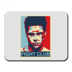 Коврик для мыши Fight Club Tyler Durden - FatLine
