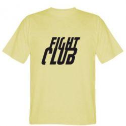 Мужская футболка Fight Club - FatLine