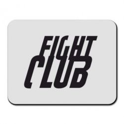 Коврик для мыши Fight Club - FatLine