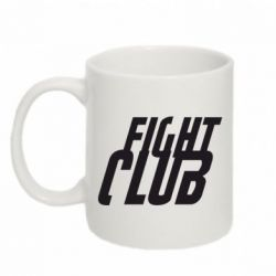 Кружка 320ml Fight Club - FatLine