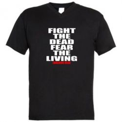 ������� ��������  � V-�������� ������� Fight the dead fear the living - FatLine