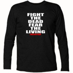 �������� � ������� ������� Fight the dead fear the living - FatLine