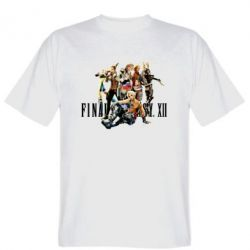 Футболка Final Fantasy XII persons