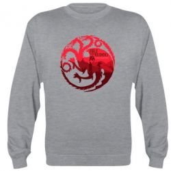 Реглан Fire and Blood - FatLine