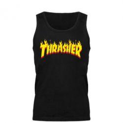 Мужская майка Fire Thrasher - FatLine