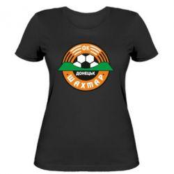 Женская футболка ФК Шахтар - FatLine
