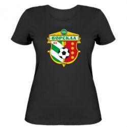 Женская футболка ФК Ворскла Полтава - FatLine