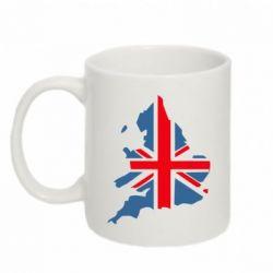 Кружка 320ml Флаг Англии - FatLine