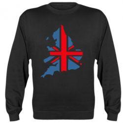 Реглан Флаг Англии - FatLine
