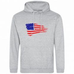 Толстовка Флаг США - FatLine