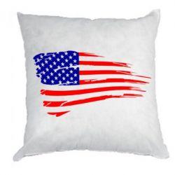 Подушка Флаг США - FatLine