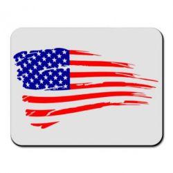 Коврик для мыши Флаг США - FatLine