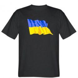 Мужская футболка Флаг - FatLine