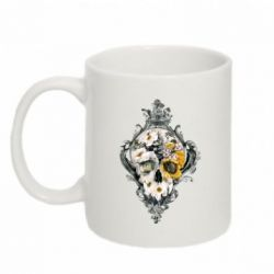 ������ Flower Skull 3 - FatLine