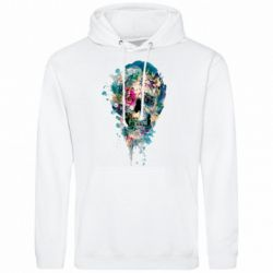 ������� ��������� Flower Skull 4 - FatLine
