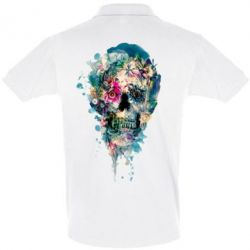 �������� ���� Flower Skull 4 - FatLine