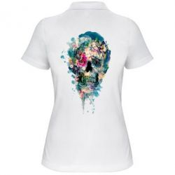 ������� �������� ���� Flower Skull 4 - FatLine