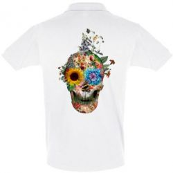 �������� ���� Flower Skull 5 - FatLine