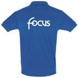 Футболка Поло Focus - FatLine