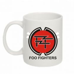 Кружка 320ml Foo fighters - FatLine