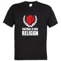 ������� ��������  � V-�������� ������� Football is our religion - FatLine