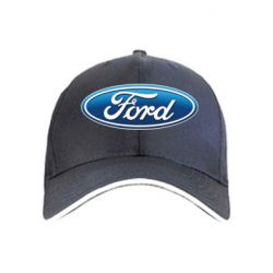 кепка Ford 3D Logo - FatLine
