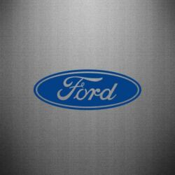 Наклейка Ford Logo - FatLine