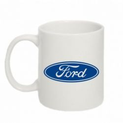 Кружка 320ml Ford Logo - FatLine