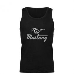 Мужская майка Ford Mustang - FatLine