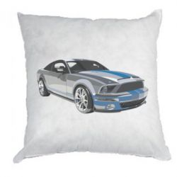 Подушка Ford Mustang - FatLine